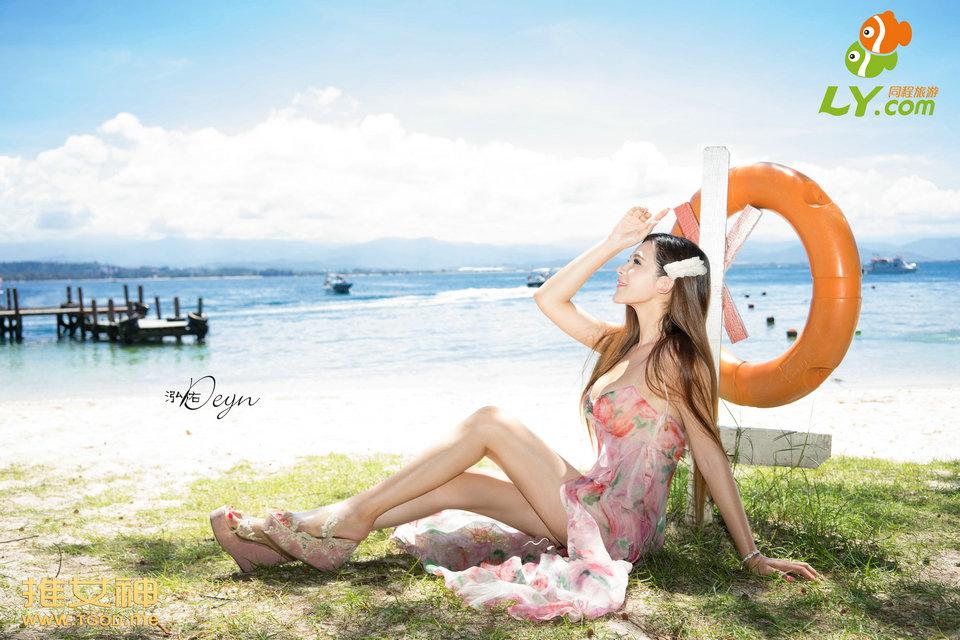 沙滩女神合集上