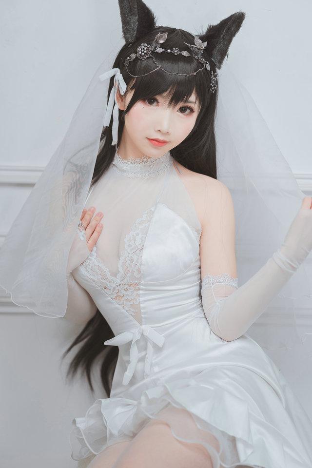 面饼仙儿 – 爱宕花嫁