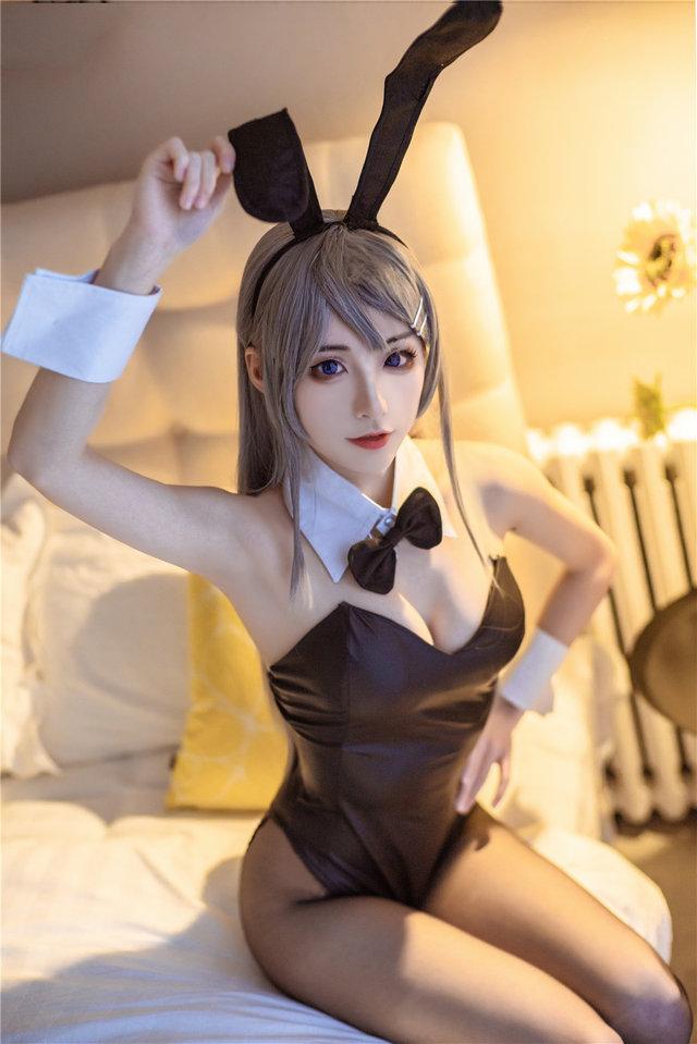 喵喵 兔女郎