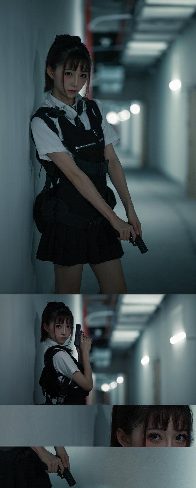 绮太郎 Kitaro   束手就擒
